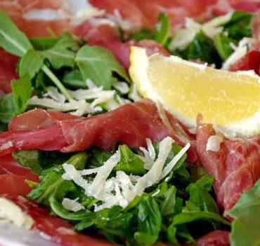 Bresaola Rucola e Parmigiano