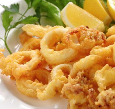 Calamari Fritti