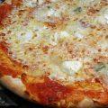 Quattro Formaggi Amaretto Ristorante Pizza