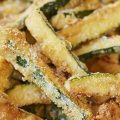 Deep Fried Courgettes