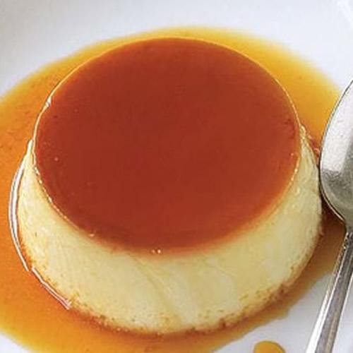 Homemade Crème Caramel