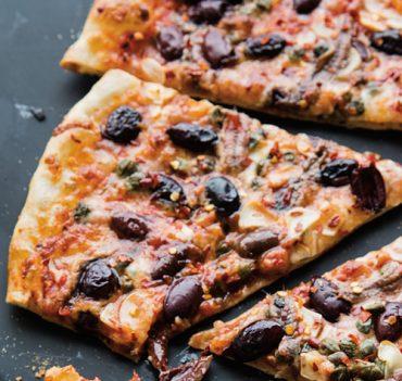 Capricciosa Amaretto Ristorante Pizza