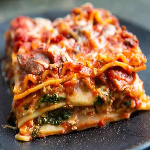 Lasagna Vegetariana (v)