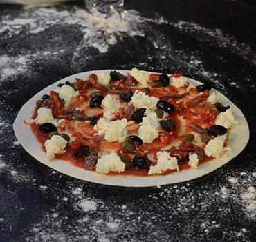 Napoletana Amaretto Ristorante Pizza