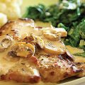 Scaloppine Amaretto