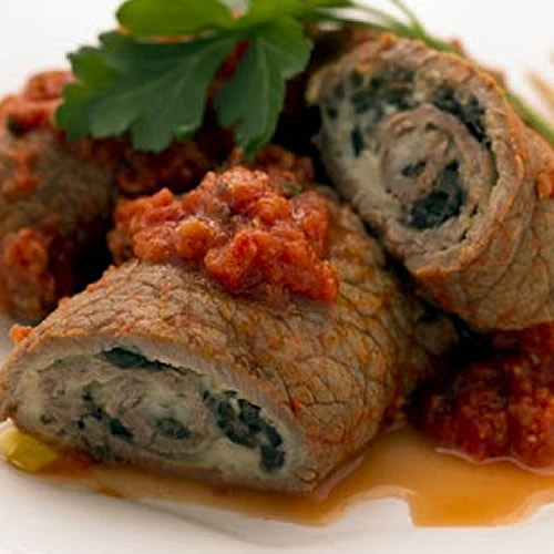 Scaloppine Involtini
